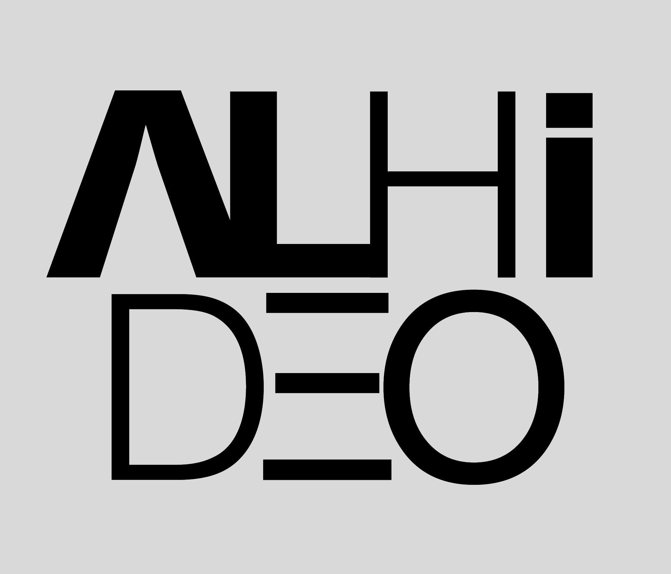 ΛLHiDΞO studios